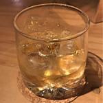 バックステイ - ウイスキー