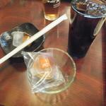 ジャンジャーオ - デザートとコーヒー。優雅な午後のひと時?(2017.2.4)