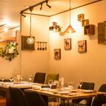 『千住の海老料理専門店』Shrimp Dining EBIZO 北千住 -
