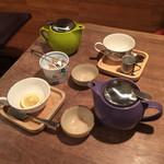 カフェ箱庭 -