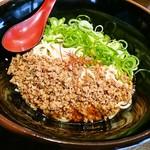 山椒家 - 汁なし担々麺