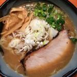 麺や  虎ノ道 - 料理写真:熟成ラメーン(750円)★★★★☆