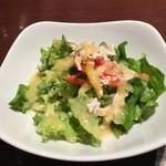 ハンバーグ&ステーキ 芝浦 - サラダ