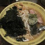 江川亭 - 江川亭 新座店:わかめ麺