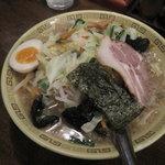 江川亭 - 江川亭 新座店:野菜麺