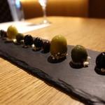 HYTOKYO - ☆ハーブと楽しむオリーブ5種!(^^)!☆