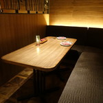 HYTOKYO - ☆お食事会にも良さそうな半個室席(#^.^#)☆