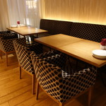 HYTOKYO - ☆ゆったりしたテーブル席(^^♪☆