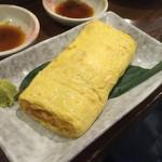 梵天食堂 - 京風出汁巻きたまご