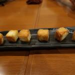 65892017 - ひよこ豆とチーズのフリット