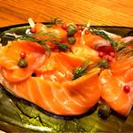 鮭殻荘 -