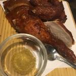 月光食堂 - 丸鶏素揚げ