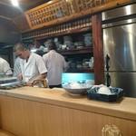 登良屋 - 厨房