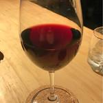 バックステイ - 赤ワイン