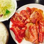 上越 食道園 - 料理写真: