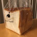 ブレヴァン - 角食パン   320円