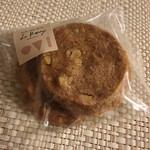 焼き菓子 ルルー - メープルウォールナッツ クッキー