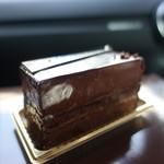 カカオティエ ゴカン - ☆濃厚なショコラの風味が楽しめます(#^.^#)☆