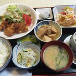 いな穂 - 料理写真:日替りランチ=830円