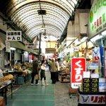空 - 沖縄からの仕入れはこの市場から(牧志市場)