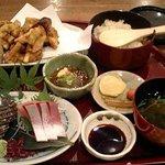 三崎漁師物語り - さざえ3定食