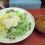 6590920 - つけ麺並 辛さ「無限」の一歩手前(^^;)