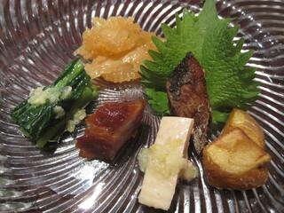 文菜華 - 東葛野菜使ってます(何かは、忘れました・・)