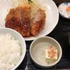 かつ善 - 料理写真:メンチかつ定食\900(17-04)