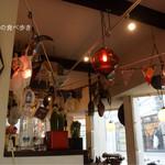 RAINBOW kitchen - 可愛い店内の様子