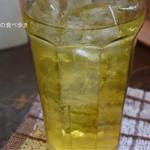 RAINBOW kitchen - 緑茶ハイ