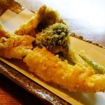 江戸蕎麦ほそ川 -