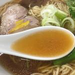 金色不如帰 - スープ(西武池袋本店「全国味の逸品会」)