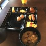 ザ ステイ ゴールド ギンザ - 朝食