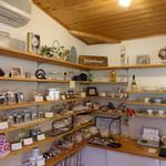 Garden cafe Bonheur - 店内の様子