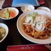 運城飯店 - 料理写真:焼き刀削麺