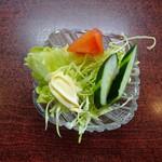 洋食のいし川  - サラダ