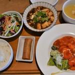 沙羅 - 料理写真:ランチセット(1450円)