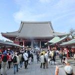 65904518 - 快晴の浅草寺です