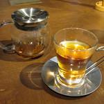 legno - リニューアルオープン記念のサービスでいただいた芦屋Uf-fuの紅茶