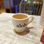 SAMBAZON AÇAÍ CAFE - モーニングドリンクバー自家製レモネード