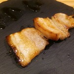炭家 - 豚バラ タレ