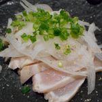 65906494 - 鶏タタキ