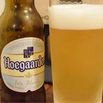 Jack37Burger - バーガーには、ビール。ヒューガルデン。
