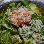 65909054 - 熟成豚トマト煮のサラダ