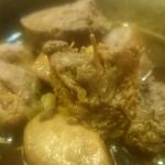 居酒屋 よさこい - マグロのモツ煮。