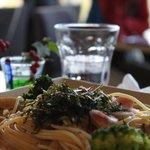 風のレストラン - 和風パスタ