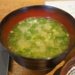 65910531 - 味噌汁