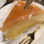 珈琲貴族エジンバラ - ニューヨークチーズケーキ