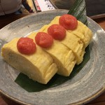 博多横町・旨し酒炉端や 銀ぶし - 明太出汁巻き玉子(税別399円)