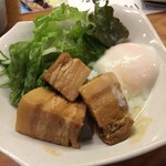 博多横町・旨し酒炉端や 銀ぶし - 豚の角煮(税別480円)